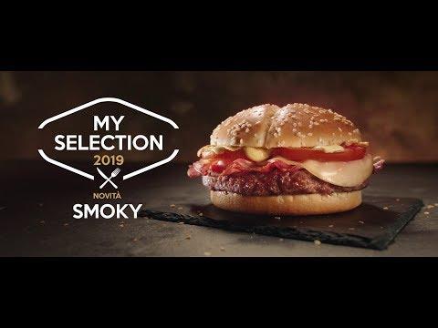 McDonald's – My Selection 2019 – Smoky