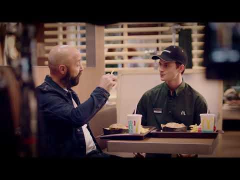 McDonald's – My Selection 2019 – A lezione di inglese con Joe.
