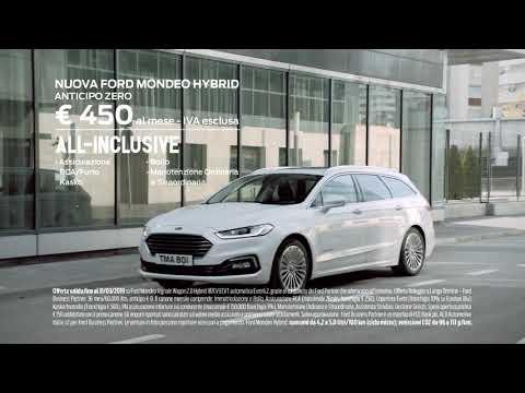 Nuova Ford Mondeo Hybrid | Ford Italia