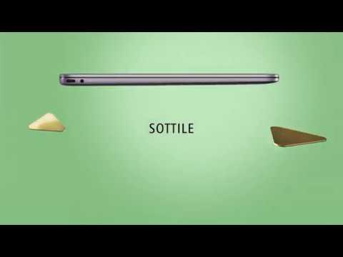 Huawei Matebook 13 - Design