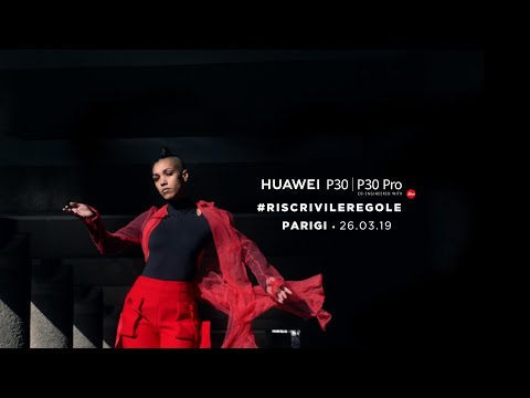 Streaming Huawei P30 e P30 Pro
