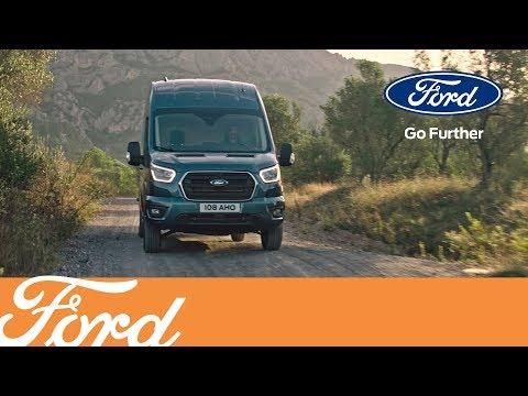 Nuovo Ford Transit - Prestazioni ed efficienza | Ford Italia