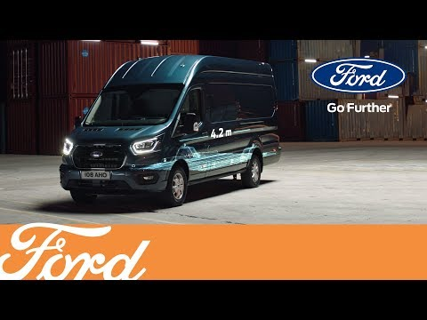 Nuovo Ford Transit - Caratteristiche | Ford Italia