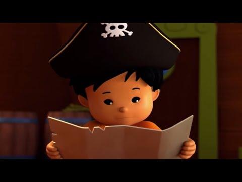 Little People Italiano⭐Un Tesoro da Favola!⭐Episodi completi ⭐Cartoni per bambini