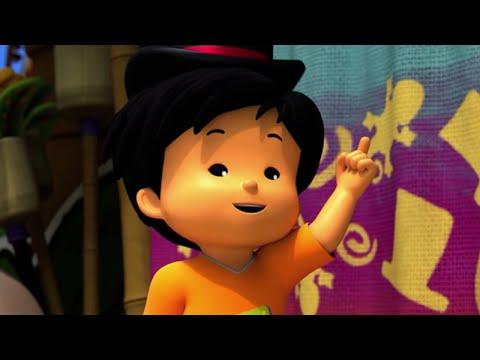Little People Italiano⭐Sei Il Migliore Quando Sei Te Stesso⭐Episodi completi ⭐Cartoni per bambini