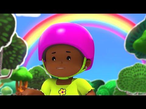 Little People Italiano⭐i colori della gentilezza⭐Episodi completi ⭐Cartoni per bambini