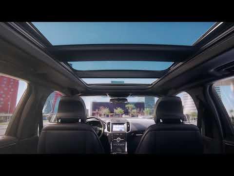 Nuova Ford Edge ST-Line – Vista a 360° degli interni   Ford Italia