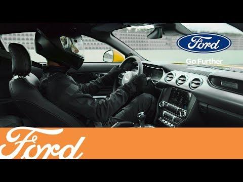 Come utilizzare il Track Apps della nuova Ford Mustang | Ford Italia