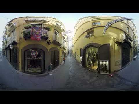 Salerno Experience - La città di Salerno a 360°