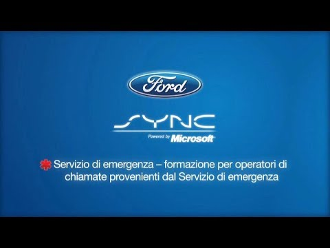 Emergency Assist Call Taker Training | Ford IT