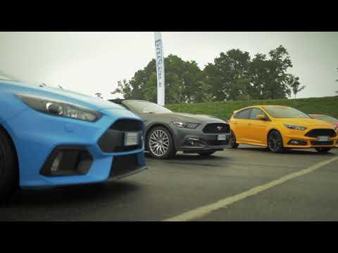 Ford Performance Driving University con Lorenzo Marini | Ford Italia