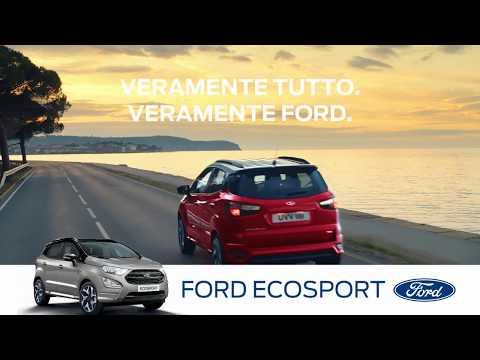 Ford EcoSport - Veramente tutto di serie | Ford Italia