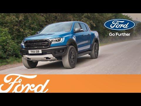 Nuovo Ford Ranger Raptor. Progettato per dominare qualsiasi tipo di terreno | Ford Italia