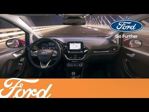 Nuova Ford Fiesta Titanium | Interni in 360° | Ford Italia