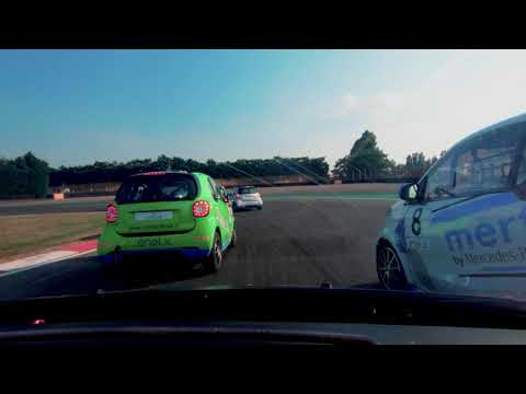 smart EQ fortwo e-cup | Adria | Highlights
