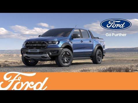 Nuovo Ford Ranger Raptor - Esterni 360° | Ford Italia