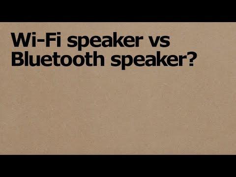 Cassa Wi-Fi o cassa Bluetooth®?