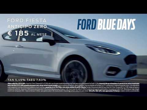 Ford Blue Days - Ford Fiesta | Ford Italia