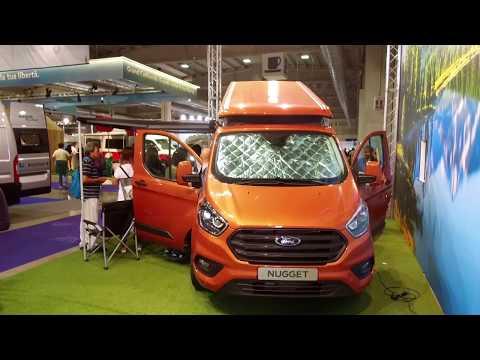 Nuovo Ford Nugget - Salone del Camper di Parma | Ford Italia