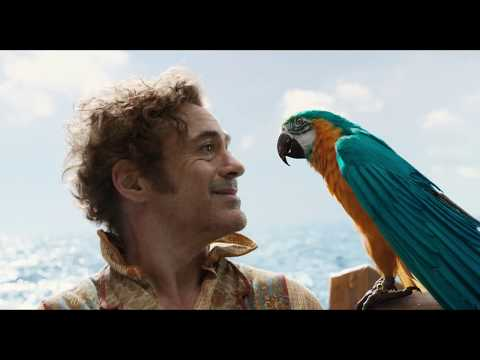 "DOLITTLE con Robert Downey Jr - Featurette ""Cosa pensano gli animali?"""