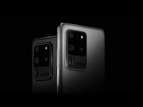 Samsung Galaxy S20 Ultra 5G – Spot TV