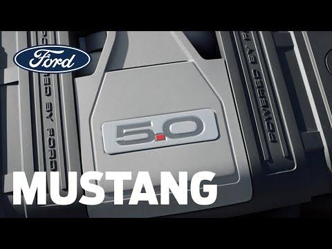 Ford Mustang: motorizzazioni EcoBoost 2.3 e V8 5.0 | Ford Italia