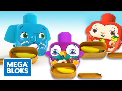 Mega Bloks™ - Non ci sono Abbastanza Banane | cartoni animati per bambini | Fisher-Price Italia